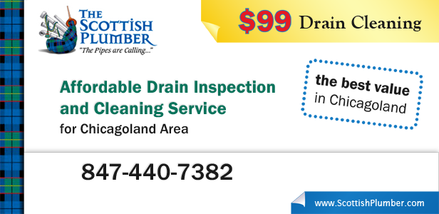 Lake Forest IL plumbing drain cleaning